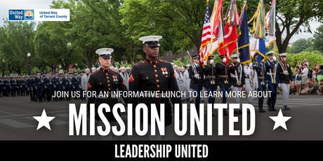 What is Mission United? tickets