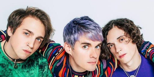 Waterparks - Fandom Tour
