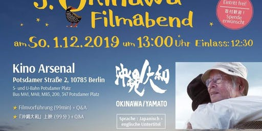 """3. Okinawa Filmabend:  """"Okinawa / Yamato"""" (jap. 99min.) OmeU"""