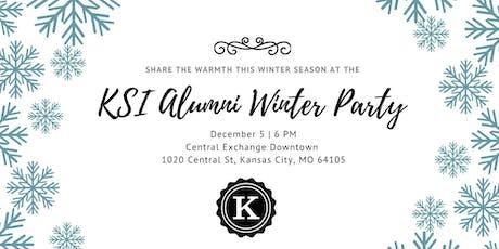 KSI Alumni Winter Party 2019 tickets