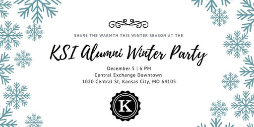 KSI Alumni Winter Party 2019
