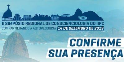 II Simpósio Regional de Conscienciologia do IIPC