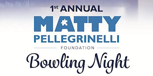 1st Annual Matty Bowling Night