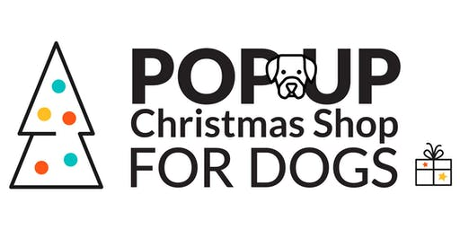 Pop Up Christmas Shop for Dogs