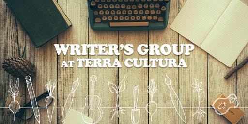 November 3rd Tuesday Writer's Group at Terra Cultura