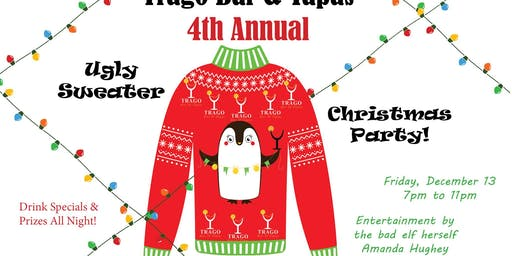 Ugly Sweater Xmas Party