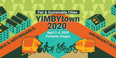 YIMBYtown  Conference 2020 tickets