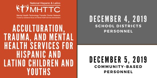 Culture, Trauma, and Mental Health Services for Hispanic & Latino Students