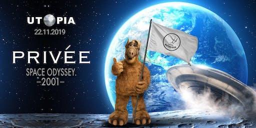 PRIVÉE - Space Odyssey