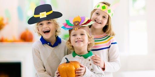 Kids Thanksgiving Celebration at Bristol Farms Yorba Linda