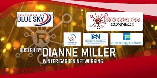 Free Winter Garden Rockstar Connect Networking Event (November, near Orlando)