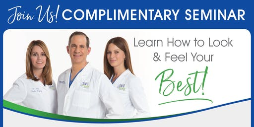 Look & Feel Your BEST! Complimentary Lunch & Learn