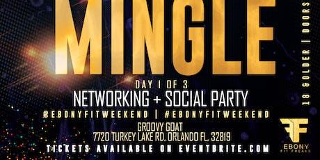 Ebony Fit Mix & Mingle (Ebony Fit Weekend) tickets
