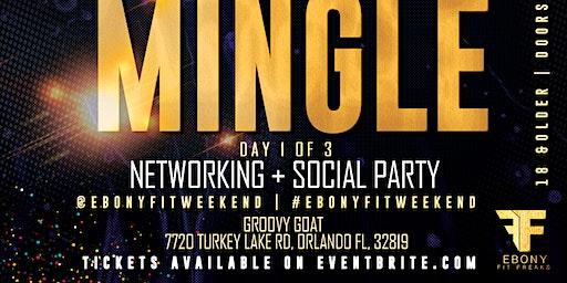 Ebony Fit Mix & Mingle (Ebony Fit Weekend)