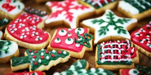 Holiday Cookie Decorating For Kids