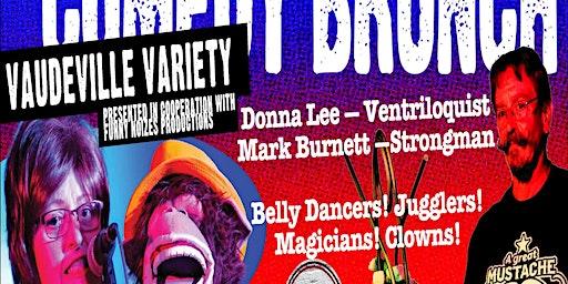 The Vaudeville Variety Show & Brunch