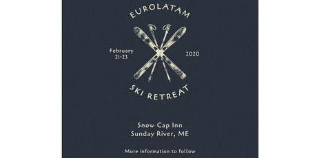 EuroLatam Ski Retreat 2020 tickets