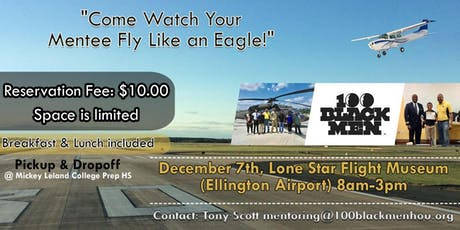 Mentoring the 100 Way: Aviation Day tickets