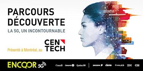 ENCQOR - Parcours Découverte Mtl tickets