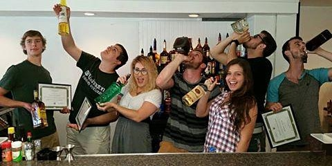 College Students-Bartending School State Licensing-HOLIDAY Class!