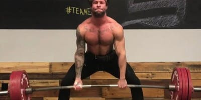Powerlifting Clinic with Keith Cascio