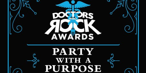 DOCTORS WHO ROCK AWARDS GALA 2019/Get Your Life Back Now Public Health Conference