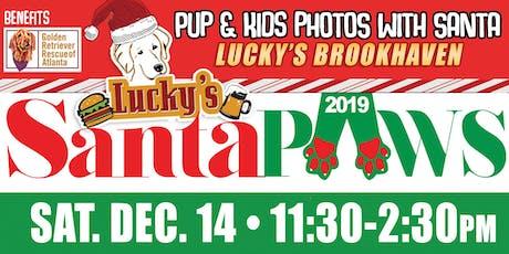 Santa Paws- Photos w/Santa Lucky's Brookhaven tickets