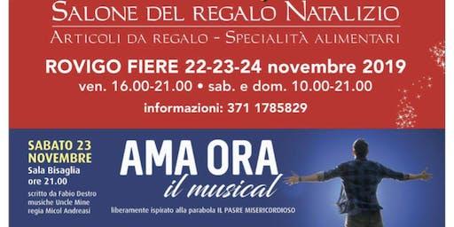 Ama Ora - Il Musical Live a Rovigo Fiere