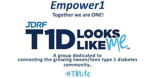 Empower1 USF Diabetes Center Teen/Tween Meeting