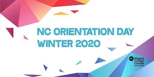 Niagara College January Orientation Day