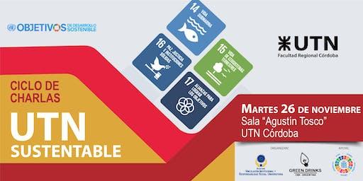 UTN Sustentable-  #ODS14 #ODS15 #ODS16 #ODS17