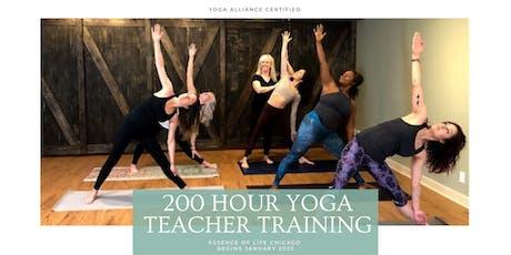 200 Hour Yoga Teacher Training - Chicago tickets
