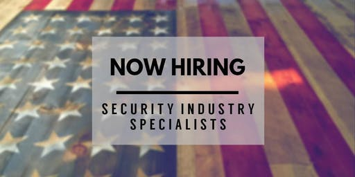 Security Specialist Open House
