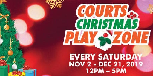 Courts Christmas Playzone