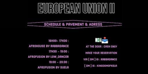 European Union II : Afro Workshop