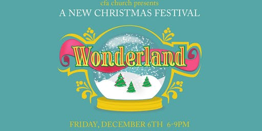 Wonderland: A New Concord Christmas Festival