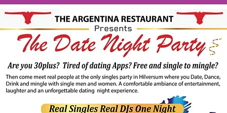 The Date night party tickets
