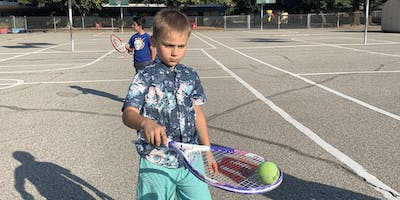 Fun After School Tennis Program at Kennedy Elementary (Gr K-5th)