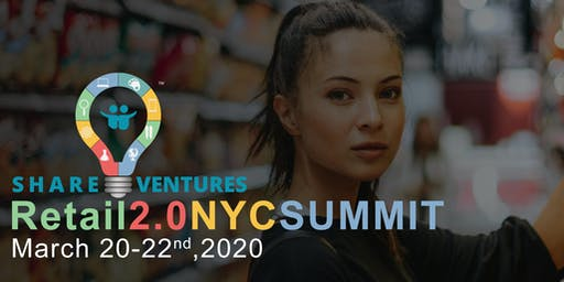 ShareVentures Retail 2.0 NYC Summit - Speaker