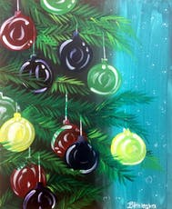 Christmas Tree Painting at Jingle Bar tickets