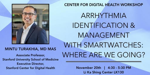 Arrhythmia  Identification and  Management  with Smartwatches