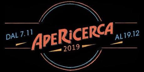 APERICERCA --- 28 Novembre 2019 --- Stati Uniti d'Europa biglietti