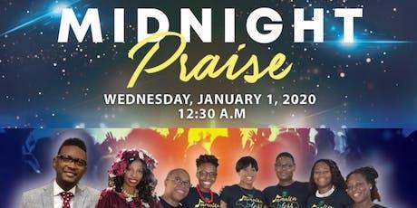 Midnight Praise tickets