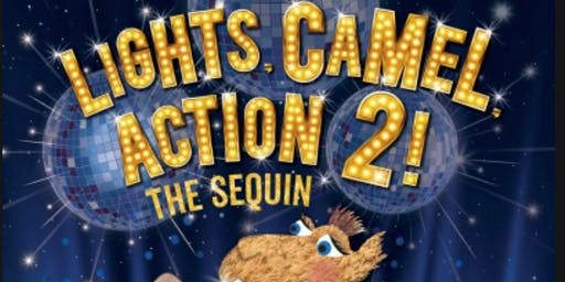 Lights, Camel, Action 2 - The Sequin