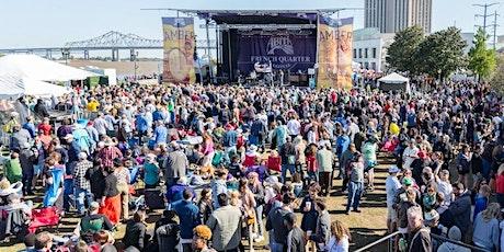 NOLA.com Fest Family Experience - Sunday tickets