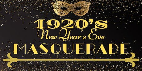A New Year's Eve 1920's Masquerade! tickets