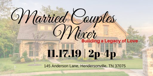 Married Couples Mixer