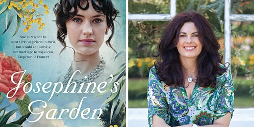 Book Launch: Josephine's Garden by Stephanie Parkyn
