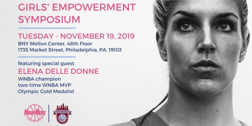 HoopHers Girls' Empowerment Symposium