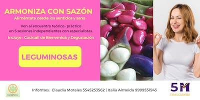 Armoniza con Sazón - LEGUMINOSA